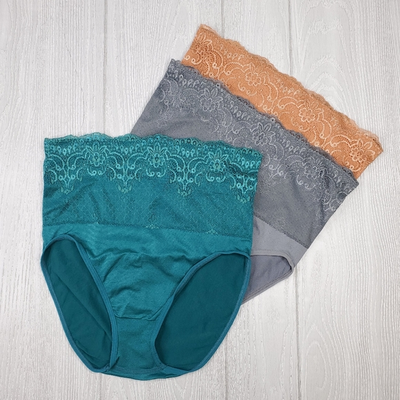 Lace Overlay Panties Png